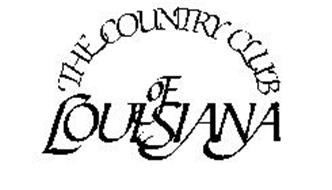 THE COUNTRY CLUB OF LOUISIANA