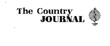 THE COUNTRY JOURNAL