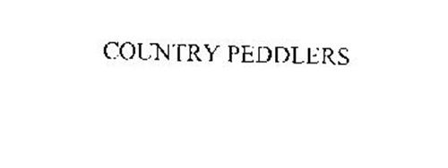 COUNTRY PEDDLERS
