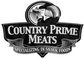 COUNTRY PRIME MEATS SPECIALIZING IN SNACK FOODS