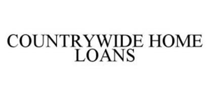 countrywide home loans inc COUNTRYWIDE HOME LOANS Trademark of COUNTRYWIDE HOME LOANS, INC ...
