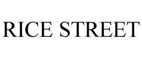 RICE STREET