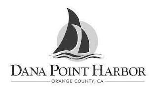 DANA POINT HARBOR ORANGE COUNTY, CA