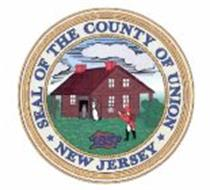 NEW JERSEY SEAL OF THE COUNTY OF UNION 1857