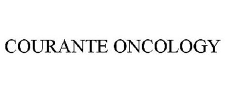 COURANTE ONCOLOGY