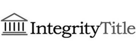 INTEGRITYTITLE