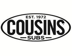 EST. 1972 COUSINS - SUBS -