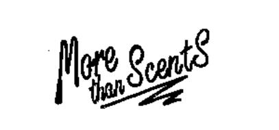 MORE THAN SCENTS