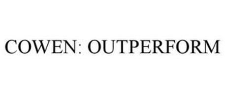 COWEN: OUTPERFORM