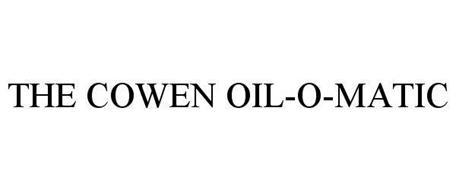 THE COWEN OIL-O-MATIC