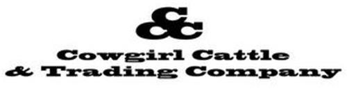 CCC COWGIRL CATTLE & TRADING COMPANY