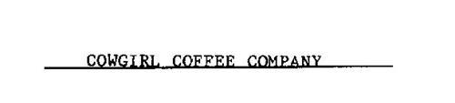 COWGIRL COFFEE COMPANY