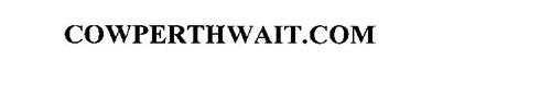 COWPERTHWAIT.COM