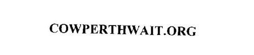 COWPERTHWAIT.ORG