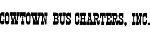 COWTOWN BUS CHARTERS, INC.