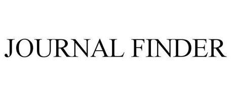 JOURNAL FINDER