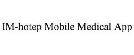 IM-HOTEP MOBILE MEDICAL APP