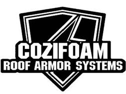 COZIFOAM ROOF ARMOR SYSTEMS