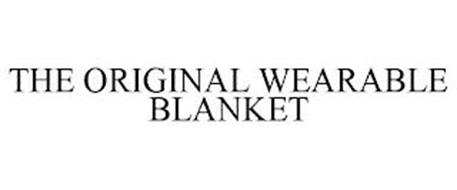 THE ORIGINAL WEARABLE BLANKET