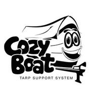 COZYBOAT TARP SUPPORT SYSTEM