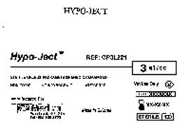 HYPO-JECT