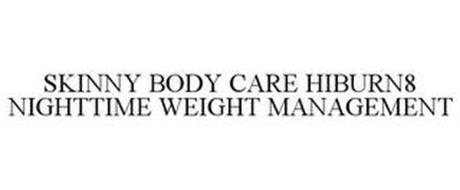 SKINNY BODY CARE HIBURN8 NIGHTTIME WEIGHT MANAGEMENT