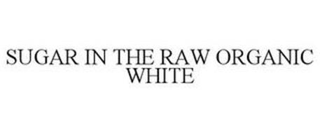 SUGAR IN THE RAW ORGANIC WHITE