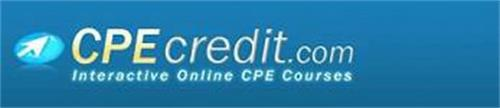 CPECREDIT.COM INTERACTIVE ONLINE CPE COURSES