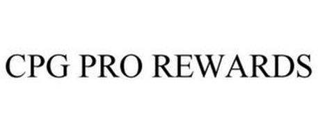 CPG PRO REWARDS