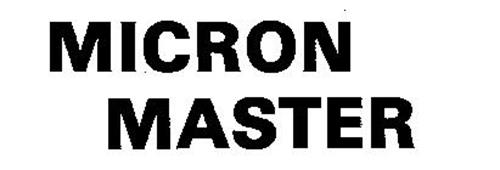 MICRON MASTER