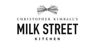 CHRISTOPHER KIMBALL'S MILK STREET KITCHEN