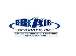 CR AIR SERVICES, INC. AIR CONDITIONING & HEATING REFRIGERATION