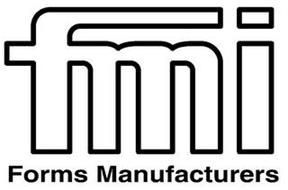 FMI FORMS MANUFACTURERS