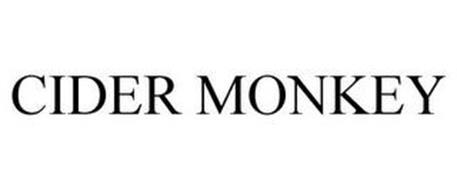 CIDER MONKEY