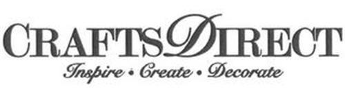 CRAFTS DIRECT INSPIRE CREATE DECORATE