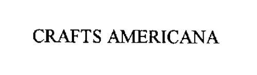 CRAFTS AMERICANA