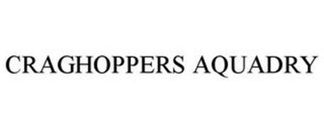 CRAGHOPPERS AQUADRY