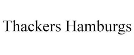THACKERS HAMBURGS