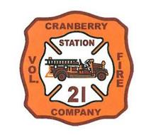 CRANBERRY VOL. FIRE COMPANY STATION 21
