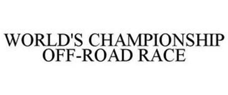 WORLD'S CHAMPIONSHIP OFF-ROAD RACE