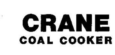 CRANE COAL COOKER
