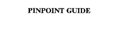 PINPOINT GUIDE