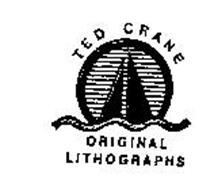 TED CRANE ORIGINAL LITHOGRAPHS