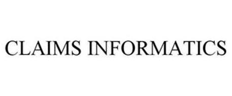 CLAIMS INFORMATICS