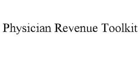 PHYSICIAN REVENUE TOOLKIT