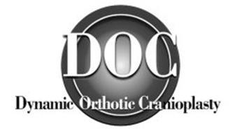 DOC DYNAMIC ORTHOTIC CRANIOPLASTY