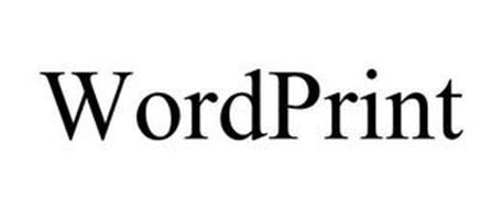 WORDPRINT