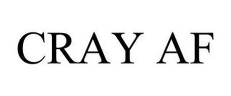 CRAY AF