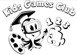KIDS GAMES CLUB 123
