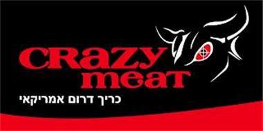 CRAZY MEAT AND DESIGN